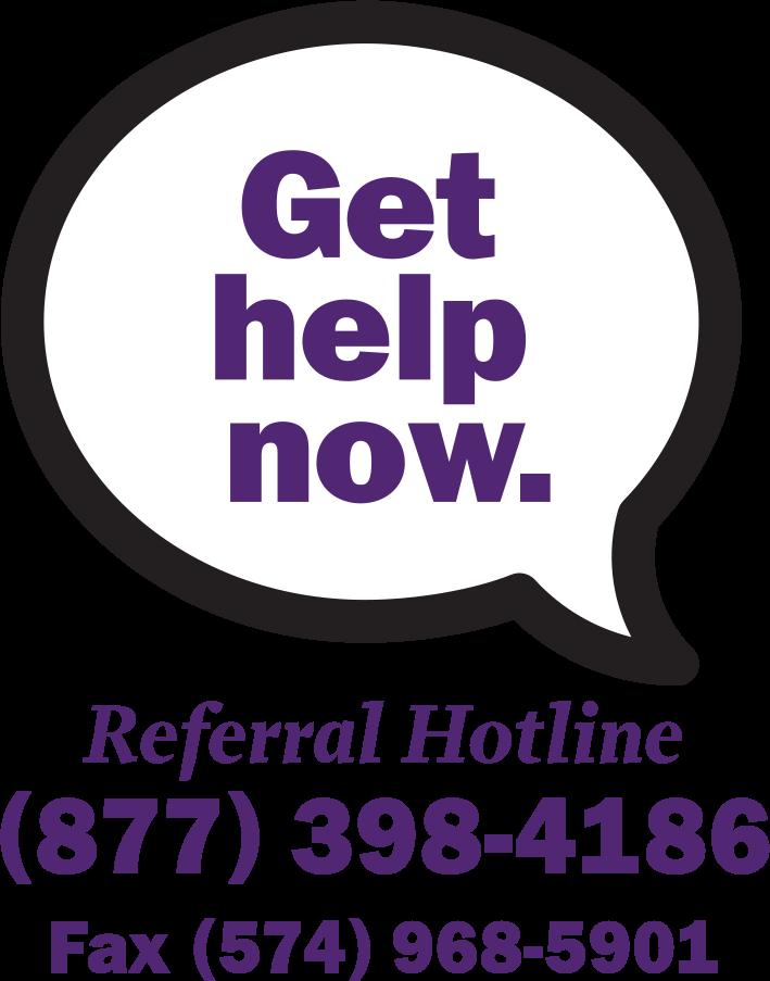 Get help now